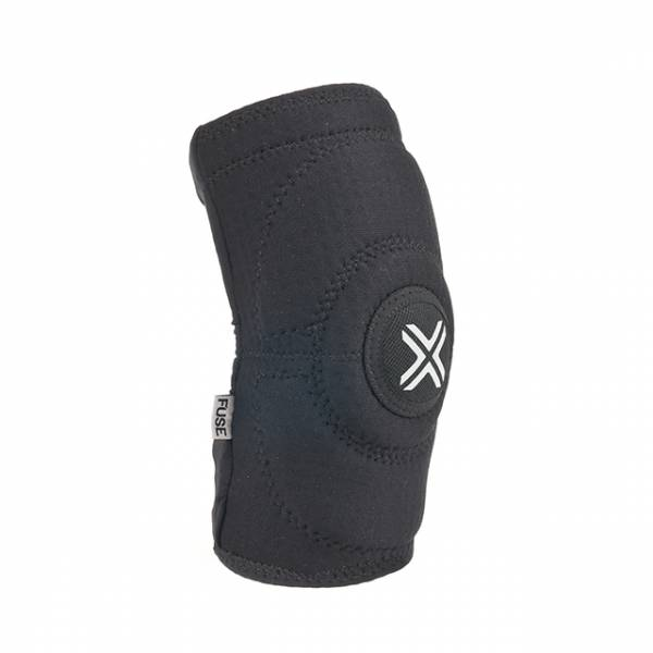FUSE KNEE GUARDS A SLEEVE  Black