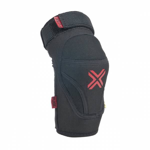 FUSE ELBOW GUARDS C DELTA Black