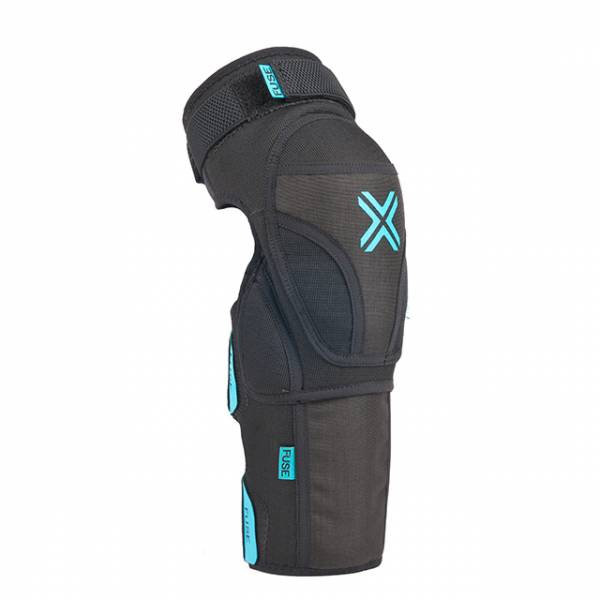 FUSE COMBO 75 KNEE/SHIN SHORT Black