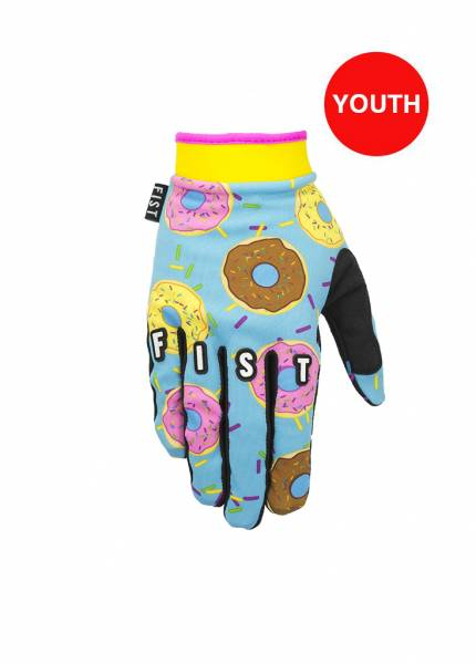 FIST GLOVES SPRINKLES YOUTH Pink/Yellow