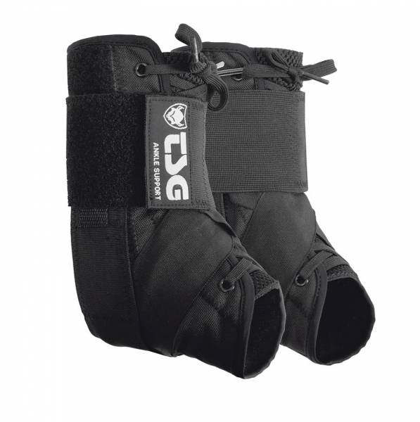 TSG BIKE ANKLE SUPPORT PAIR Black