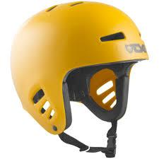 TSG HELMET DAWN SOLID COLOR Injected Mustard