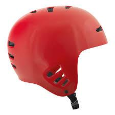 TSG HELMET DAWN SOLID INJECTED COLOR Red
