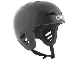 TSG HELMET DAWN FLEX Injected Black