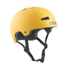 TSG HELMET EVOLUTION SOLID COLOR Satin Mustard