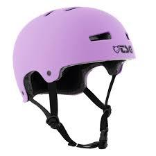 TSG HELMET EVOLUTION SOLID COLOR Flat Lilac