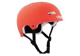 TSG HELMET EVOLUTION SOLID COLOR Flat Bright Coral