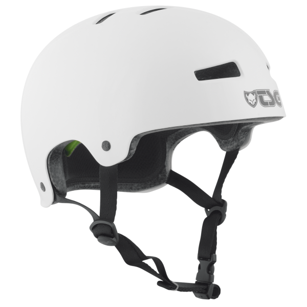 TSG HELMET EVOLUTION INJECTED COLOR White