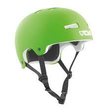 TSG HELMET EVOLUTION SOLID COLOR Satin Lime Green