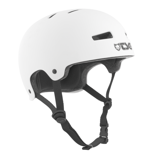 TSG HELMET EVOLUTION SOLID COLOR Satin White