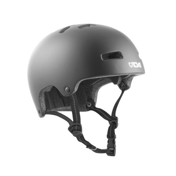 TSG HELMET EVOLUTION NIPPER MAX Matt Black