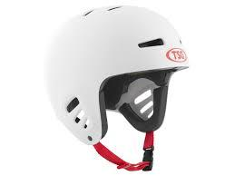TSG HELMET DAWN FLEX Injected White