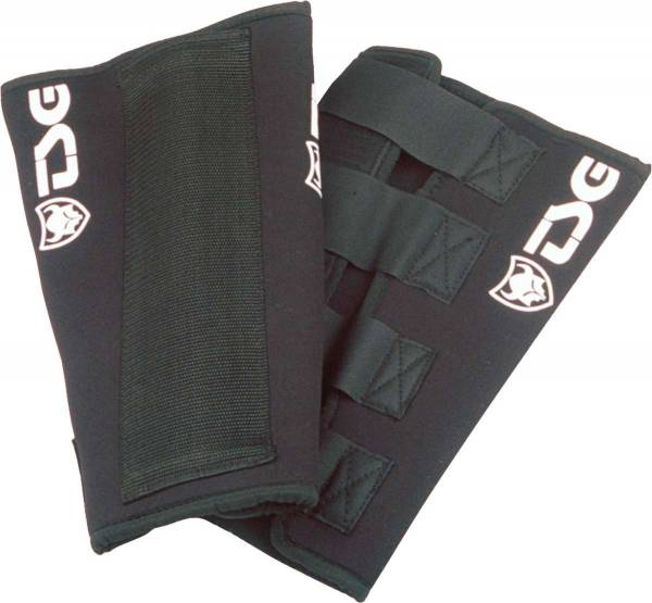 TSG BIKE SHINGUARDS Black