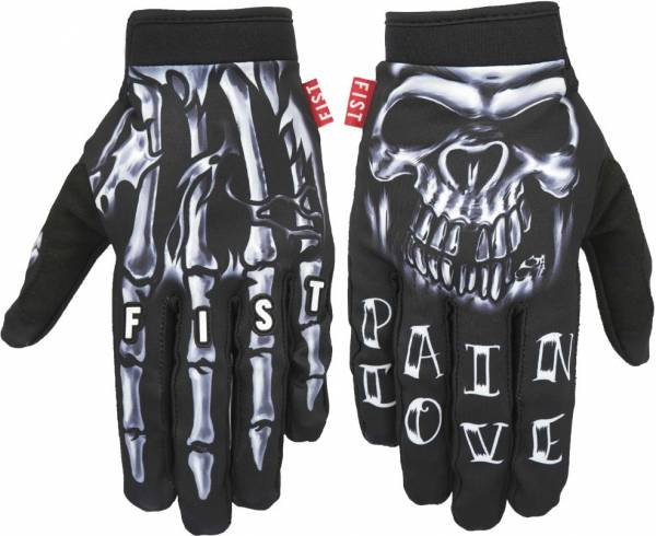 FIST GLOVES SETH ENSLOW XS Black/Grey