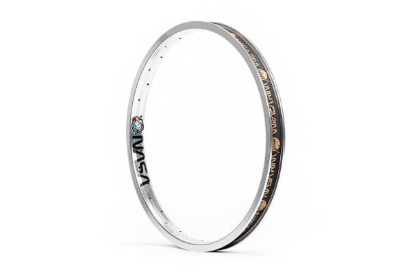 BSD RIM NASA 36s Silver