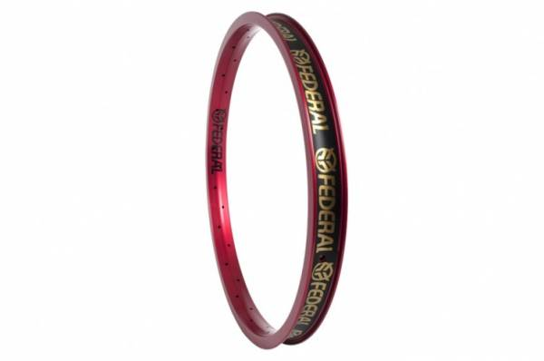 FEDERAL RIM MOTION 36H Red