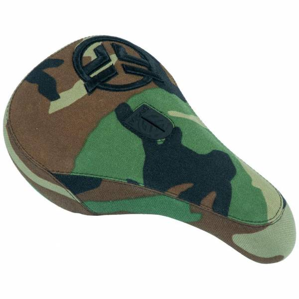 FEDERAL SEAT PIVOTAL MID LOGO CAMO BASE Camo Raised Logo