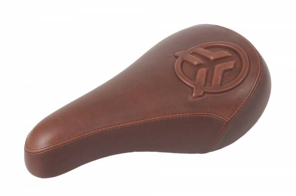 FEDERAL SEAT TRIPOD MID ROYALE LEATHER Brown