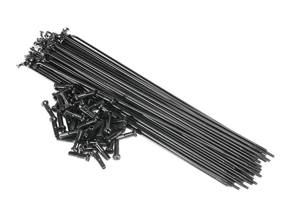SPOKES 179MM SALT STAINLESS 50PC Black