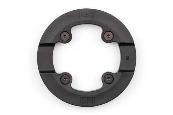 BSD GUARD SPROCKET 28T BARRIER GUARD ONLY Black