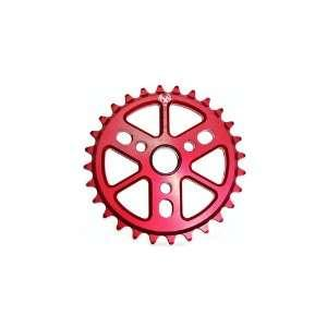 HOFFMAN BIKES DINKY SPROCKET 28T Red