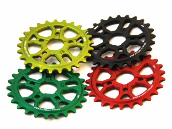 ECLAT SPROCKET 25T SYLAR Colored