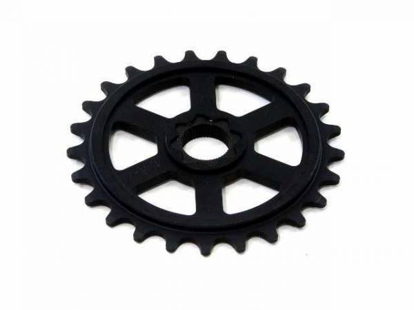 PROPER SPROCKET 25T TEAM SPLINE 19MM Black