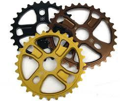 FIT SPROCKET 28T KEY SPROCKET Gold or Polished