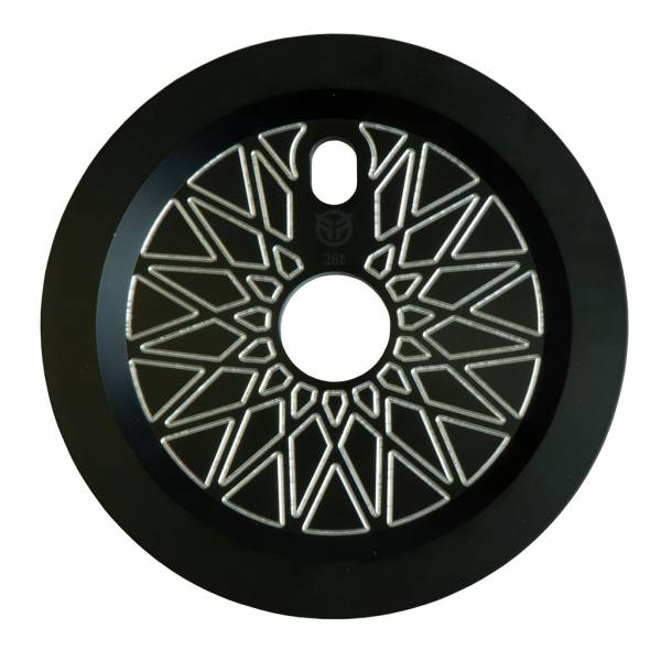 FEDERAL GUARD SPROCKET BBS 25T Black/Silver