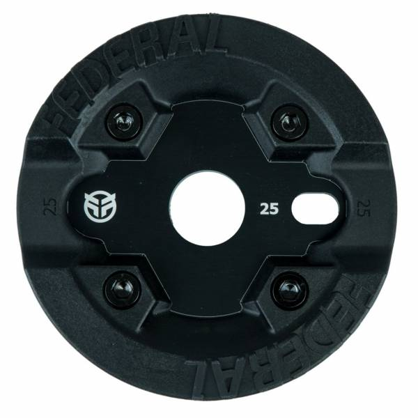 FEDERAL GUARD SPROCKET IMPACT 25T Black