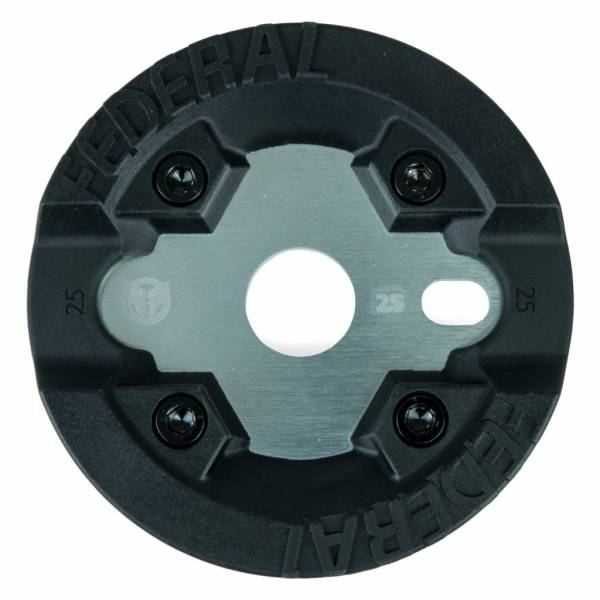 FEDERAL GUARD SPROCKET IMPACT 25T Silver