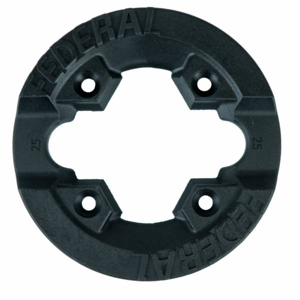 FEDERAL GUARD SPROCKET REPLACEMENT 25T Black