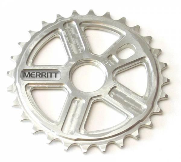 MERRITT SPROCKET MIGHTY 25T Silver