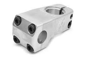 S&M STEM FRONT LOAD 50mm SHREDNECK Silver