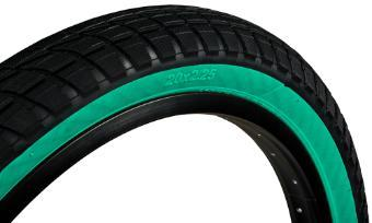 FIT TIRE 20 x 2.10 FAF WB WIRE BEAD Tealwall