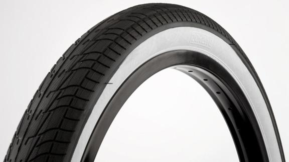 FIT TIRE 20 x 2.30 FAF WB WIRE BEAD Whitewall