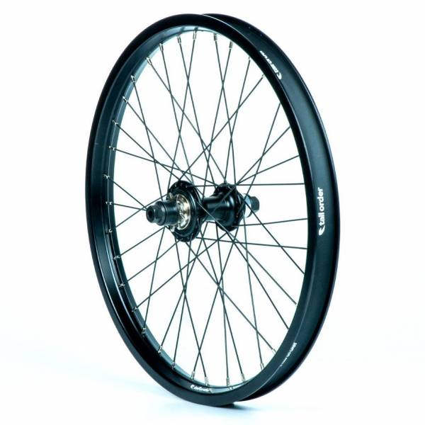 TALL ORDER REAR WHEEL LHD 36S Black